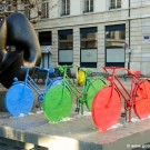 Geneva, a bicycle-friendly city