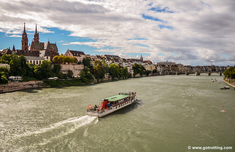 Boat Cruises and Ferries on the Rhine post image