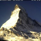 Webcam view of Matterhorn in Zermatt