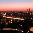 Basel webcam with view to the Rhine and the Basler Münster