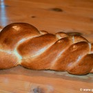 Zopf or Tresse, a traditional Swiss type of bread