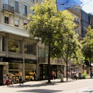 Shopping at Zurich's Bahnhofstrasse