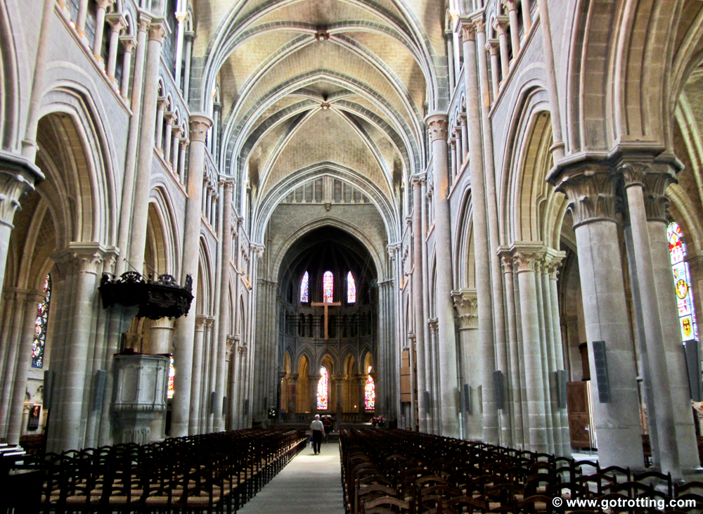 Gothic Cathedral of Notre Dame post image