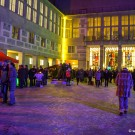 Museumnacht at the Basel Kunsthaus