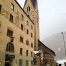The Town Hall of Davos